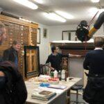 Restauratie-atelier van Renzo Meurs